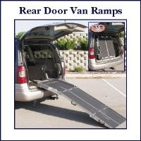 PVI Wheelchair Van Ramps