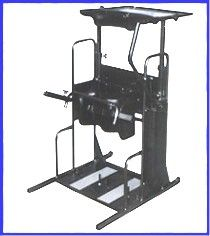 StandAid 1600 (manual or electric lift)