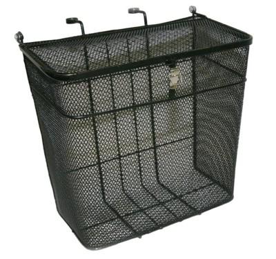 Headrest Mount Rear Basket