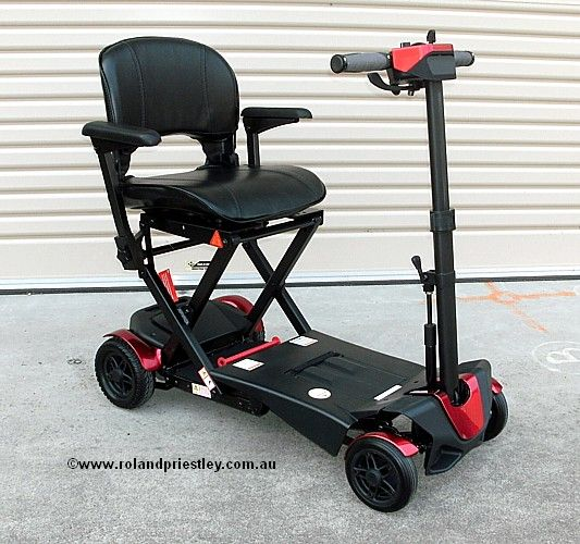 Drive Automatic Folding Scooter