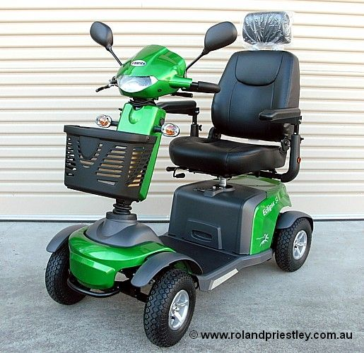 Merits Eclipse S2 Mobility Scooter