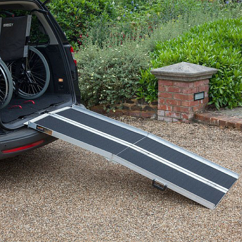 Heeve Aluminium Wheelchair Ramps