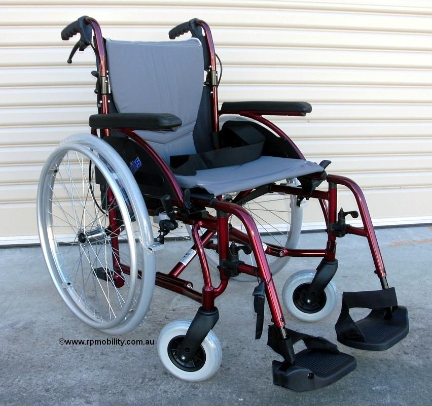Meits L406-18 Lightweight wheelchair