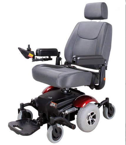 Merits Maverick 10 Power Wheelchair P326