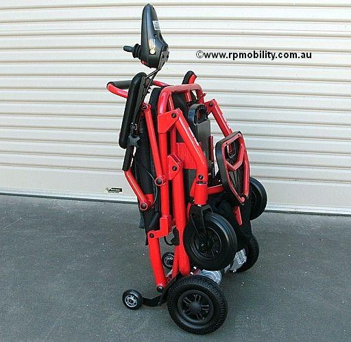 Merits P113 Fold & Go Powerchair