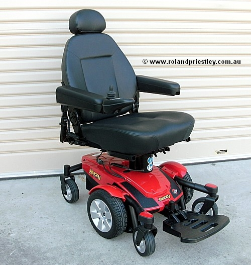 Electric Power Wheelchair Hire Sydney