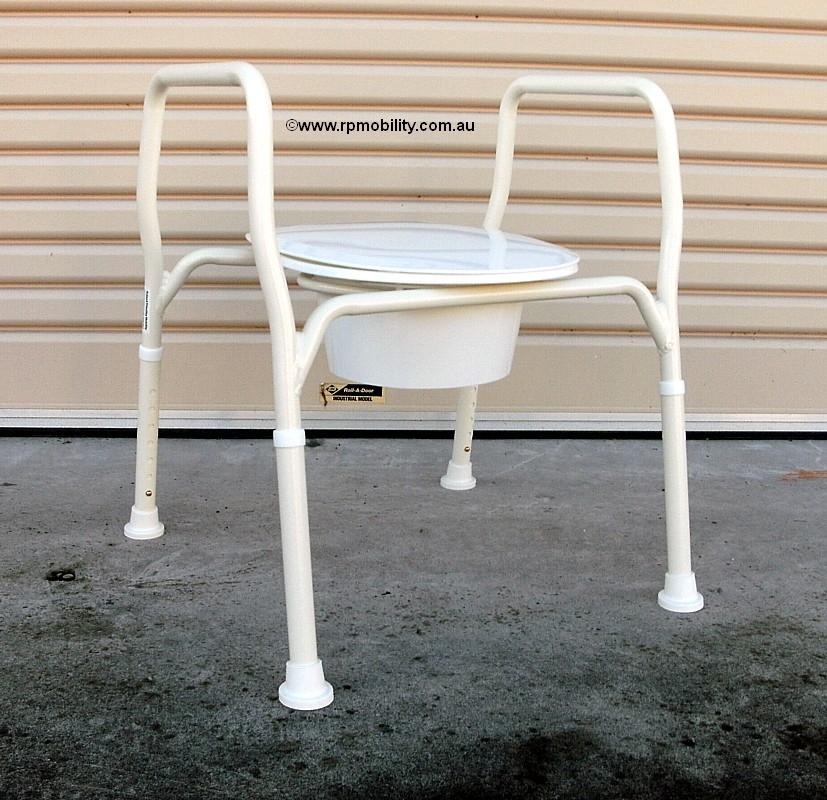 Over Toilet Aid Aluminium RM400