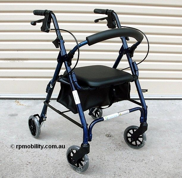 Care Quip Rover Walker