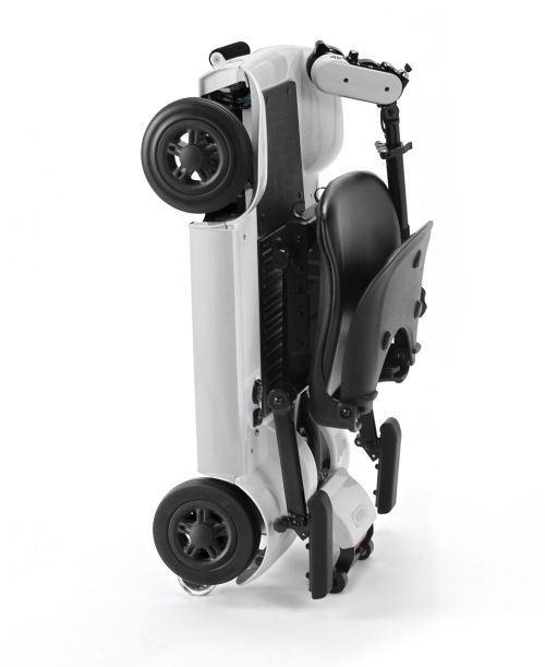 Merits Scoo X Mobility Scooter Folded