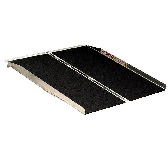 PVI Single Fold Wheelchair Ramp