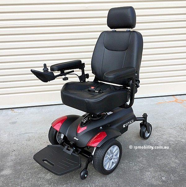 Drive Titan Powerchair