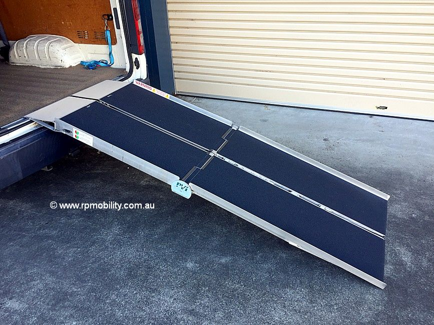 PVI Multi-Fold Reach Utility Wheelchair Ramps