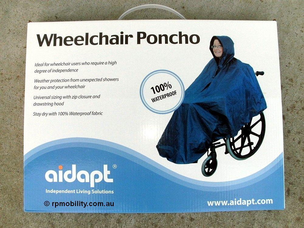 Aidapt Wheelchair Poncho