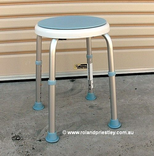 Aidapt Shower Bath Stool with Rotating Seat VB511R