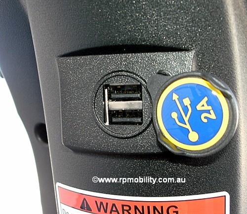 Drive Viper USB Socket
