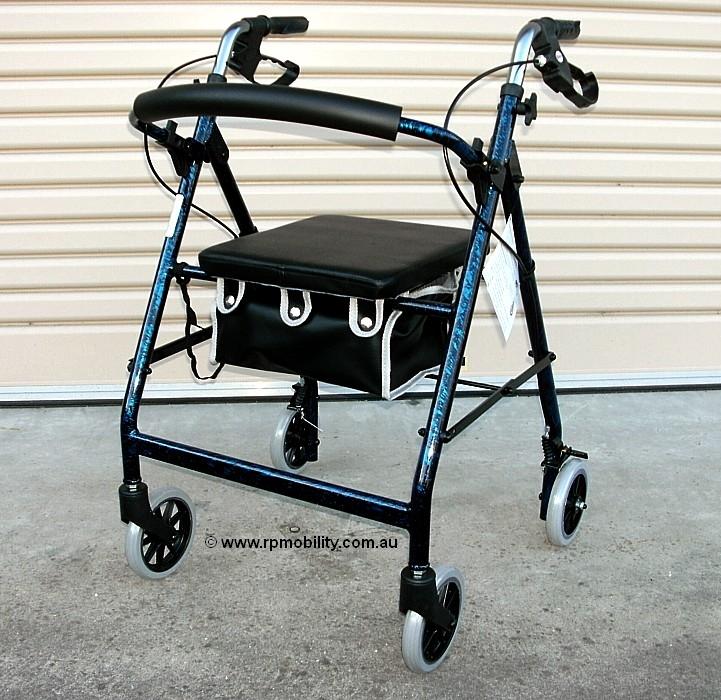 Merits W462 Seat Walker Rollator